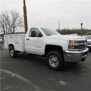 2017 Silverado 2500 Regular Cab 4x4,  Service Body #FK1886 - photo 17