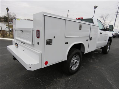 2017 Silverado 2500 Regular Cab 4x4,  Service Body #FK1886 - photo 2