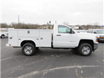 2017 Silverado 2500 Regular Cab 4x4,  Service Body #FK1886 - photo 3