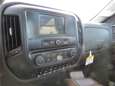 2017 Silverado 3500 Regular Cab 4x4,  Freedom Rodeo Platform Body #FK1929 - photo 12