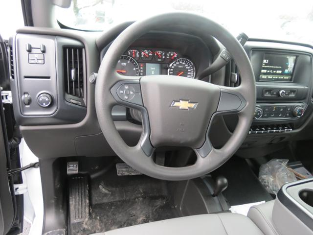 2017 Silverado 3500 Regular Cab 4x4,  Freedom Platform Body #FK1930 - photo 11