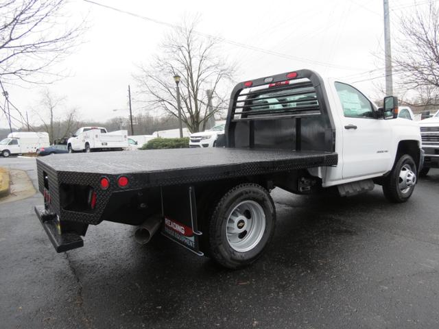2017 Silverado 3500 Regular Cab 4x4,  Freedom Platform Body #FK1930 - photo 2