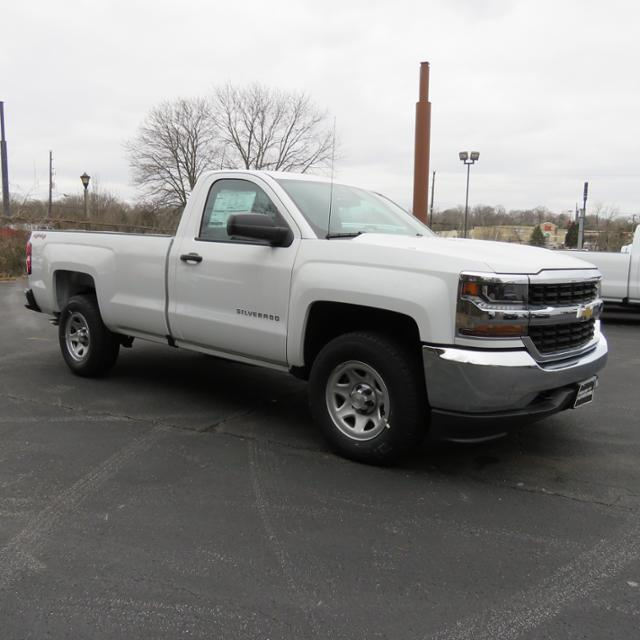 2018 Silverado 1500 Regular Cab 4x4, Pickup #FL1016 - photo 22