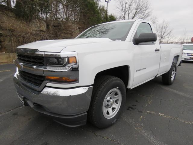 2018 Silverado 1500 Regular Cab 4x4, Pickup #FL1016 - photo 7