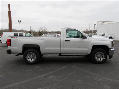 2018 Silverado 1500 Regular Cab 4x4, Pickup #FL1016 - photo 3