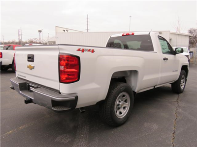 2018 Silverado 1500 Regular Cab 4x4, Pickup #FL1016 - photo 2