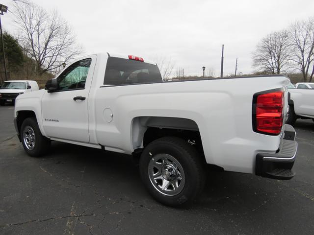 2018 Silverado 1500 Regular Cab,  Pickup #FL1018 - photo 5