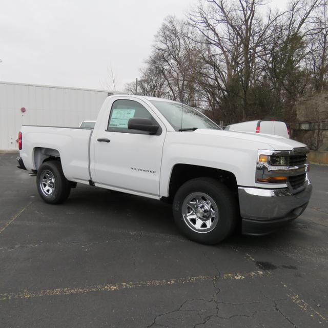 2018 Silverado 1500 Regular Cab,  Pickup #FL1018 - photo 20