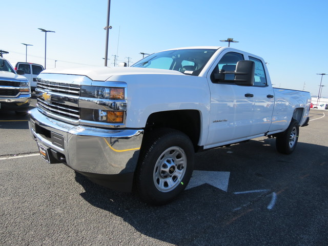 2018 Silverado 3500 Double Cab, Pickup #FL1020 - photo 7