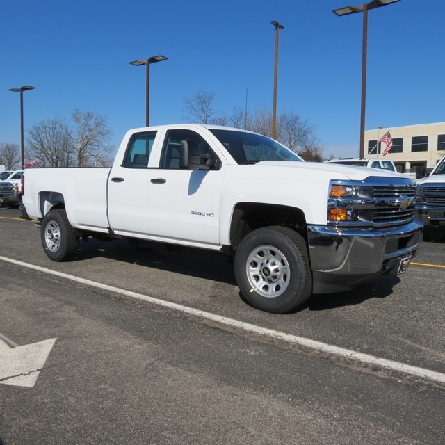 2018 Silverado 3500 Double Cab, Pickup #FL1020 - photo 23