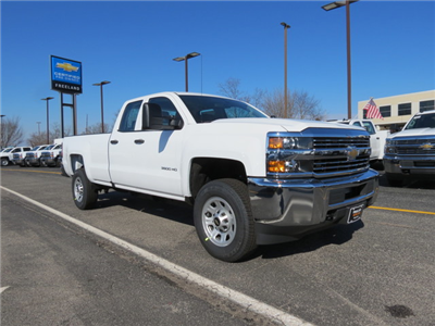 2018 Silverado 3500 Double Cab, Pickup #FL1020 - photo 1