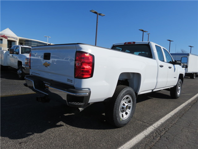 2018 Silverado 3500 Double Cab, Pickup #FL1020 - photo 2