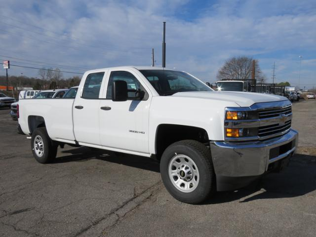 2018 Silverado 3500 Double Cab 4x2,  Pickup #FL1027 - photo 1