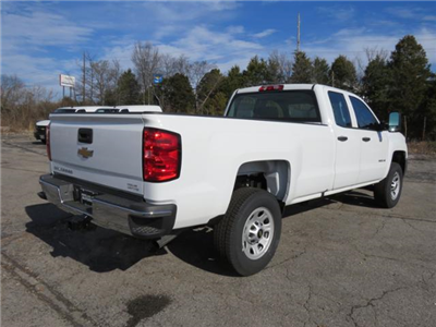 2018 Silverado 3500 Double Cab 4x2,  Pickup #FL1027 - photo 2