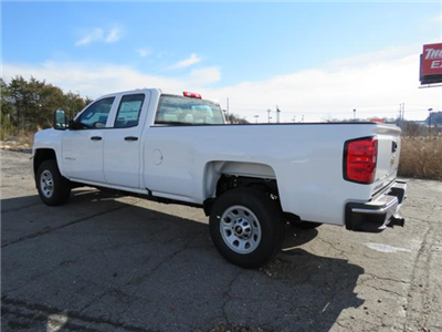 2018 Silverado 3500 Double Cab 4x2,  Pickup #FL1027 - photo 5