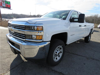 2018 Silverado 3500 Double Cab 4x2,  Pickup #FL1027 - photo 7