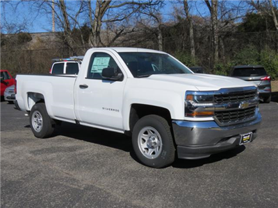 2018 Silverado 1500 Regular Cab, Pickup #FL1034 - photo 1