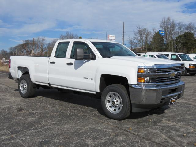 2018 Silverado 3500 Double Cab 4x2,  Pickup #FL1082 - photo 1