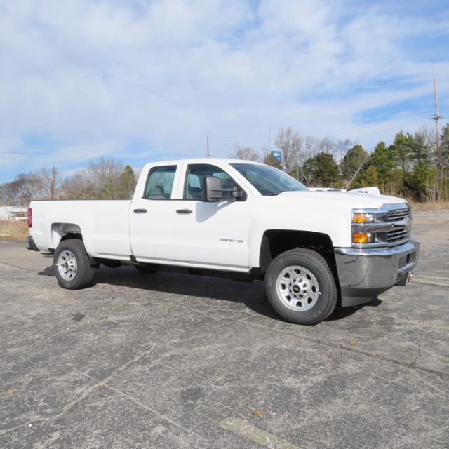 2018 Silverado 3500 Double Cab 4x2,  Pickup #FL1082 - photo 24