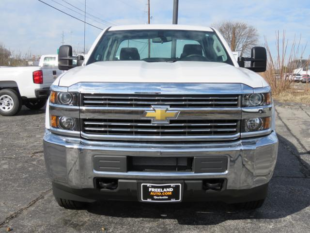 2018 Silverado 3500 Double Cab 4x2,  Pickup #FL1082 - photo 8