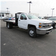 2018 Silverado 3500 Regular Cab DRW 4x2,  Monroe Work-A-Hauler II Platform Body #FL1105 - photo 27