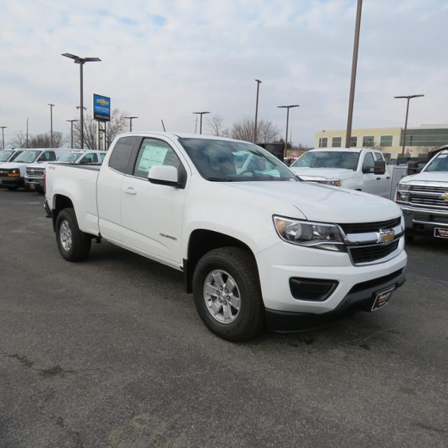 2018 Colorado Extended Cab 4x4, Pickup #FL1146 - photo 27