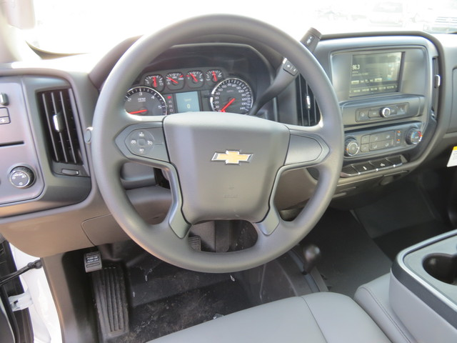 2018 Silverado 3500 Regular Cab DRW 4x4,  Freedom Platform Body #FL1154 - photo 9