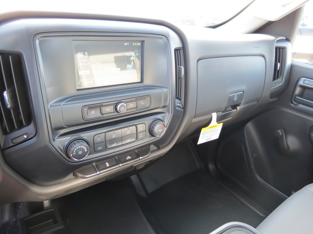 2018 Silverado 3500 Regular Cab DRW 4x4,  Freedom Platform Body #FL1154 - photo 10