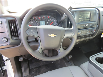 2018 Silverado 3500 Regular Cab DRW 4x4,  Freedom Workhorse Platform Body #FL1154 - photo 9