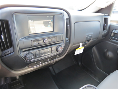 2018 Silverado 3500 Regular Cab DRW 4x4,  Freedom Workhorse Platform Body #FL1154 - photo 10