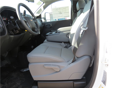 2018 Silverado 3500 Regular Cab DRW 4x4,  Freedom Workhorse Platform Body #FL1154 - photo 18