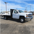 2018 Silverado 3500 Regular Cab DRW 4x4,  Freedom Workhorse Platform Body #FL1154 - photo 23