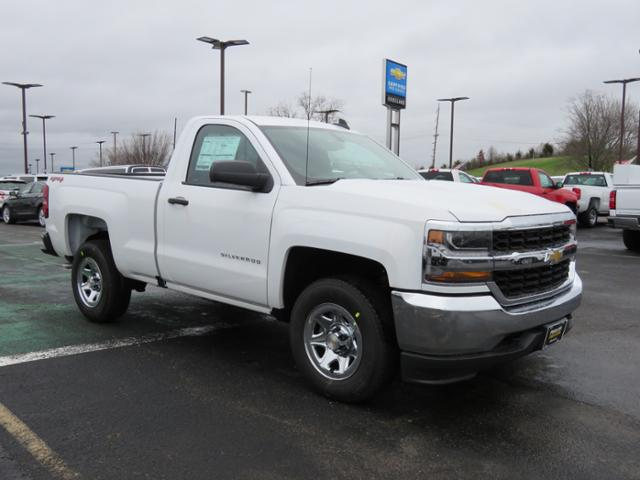 2018 Silverado 1500 Regular Cab 4x4,  Pickup #FL1219 - photo 3