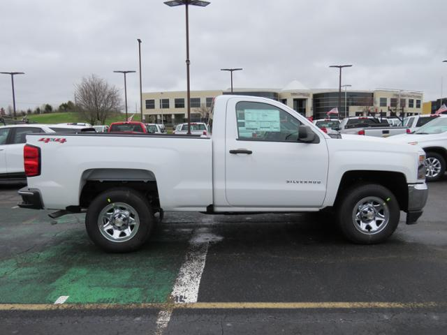 2018 Silverado 1500 Regular Cab 4x4,  Pickup #FL1219 - photo 4