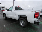 2018 Silverado 1500 Regular Cab 4x4,  Pickup #FL1219 - photo 1