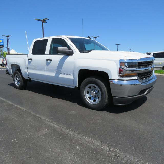 2018 Silverado 1500 Crew Cab,  Pickup #FL1271 - photo 3