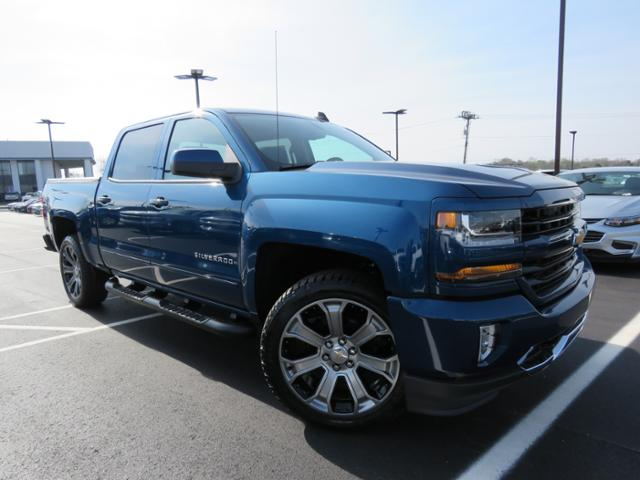 2018 Silverado 1500 Crew Cab 4x4,  Pickup #FL1279 - photo 3