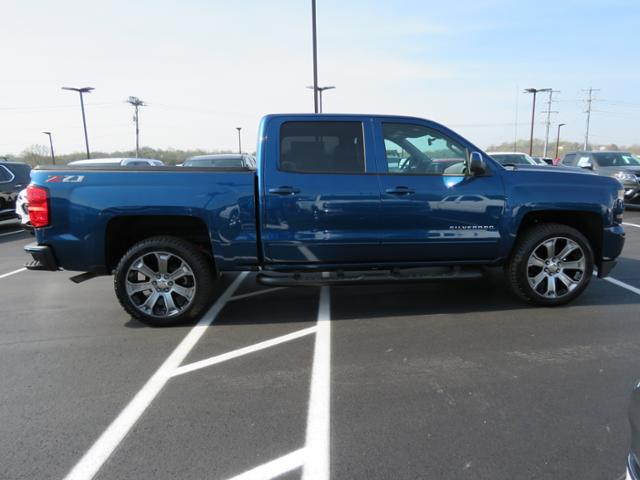 2018 Silverado 1500 Crew Cab 4x4,  Pickup #FL1279 - photo 5