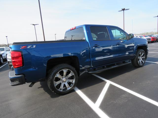 2018 Silverado 1500 Crew Cab 4x4,  Pickup #FL1279 - photo 4
