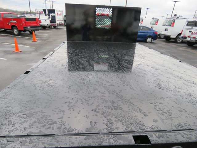 2017 Silverado 3500 Regular Cab 4x2,  Reading Platform Body #HF186234 - photo 10