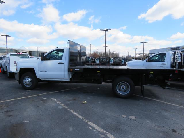 2017 Silverado 3500 Regular Cab 4x2,  Reading Platform Body #HF187723 - photo 6