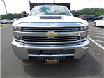 2017 Silverado 3500 Regular Cab DRW 4x2,  Reading Platform Body #HF241796 - photo 10
