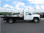 2017 Silverado 3500 Regular Cab DRW 4x2,  Reading Platform Body #HF241796 - photo 4