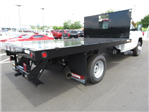 2017 Silverado 3500 Regular Cab DRW 4x2,  Reading Platform Body #HF241796 - photo 5