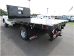 2017 Silverado 3500 Regular Cab DRW 4x2,  Reading Platform Body #HF241796 - photo 2