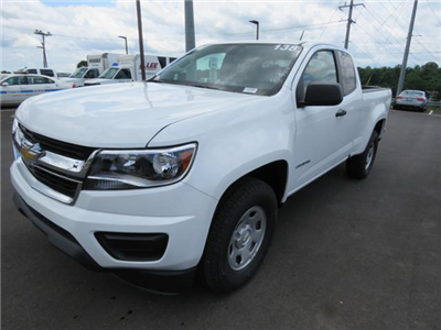 2018 Colorado Extended Cab 4x4,  Pickup #J1251052 - photo 1