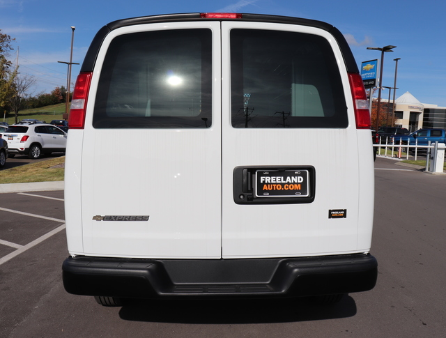 2018 Express 2500 4x2,  Upfitted Cargo Van #J1335156 - photo 6