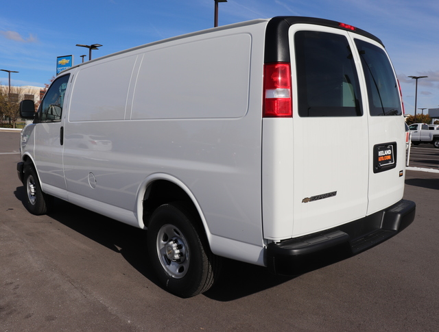 2018 Express 2500 4x2,  Upfitted Cargo Van #J1335156 - photo 8