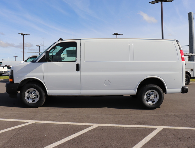 2018 Express 2500 4x2,  Upfitted Cargo Van #J1335156 - photo 9