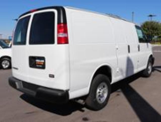 2018 Express 2500 4x2,  Upfitted Cargo Van #J1335315 - photo 5